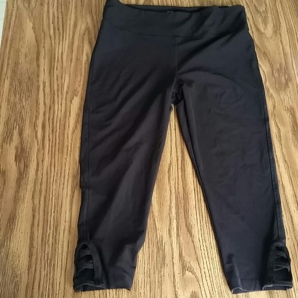 f2a72830dd VOGO Athletica Pants | Solid Lattice Leggings | Poshmark